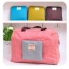 GB039 กระเป๋าผ้า จัดเก็บสิ่งของได้มากมาย สามารถพับเก็บได้ สำหรับพกพาเดินทาง