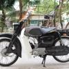1961 Suzuki M15D 50cc. สตาร์ทมือ เป็นรถเก่าญี่ปุ่น