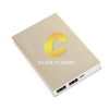 POWER BANK 11000 mAh 'Eloop' (E11) Gold แท้100%