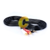 Cable Sound PC TO SPK M/M 1:2 (10M)