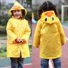เสื้อกันฝน Linda ลายลูกเจี๊ยบสีเหลือง