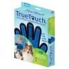 ถุงมือแปรงขน หวีขนสุนัขและขนแมว แปรงยางอาบน้ำได้