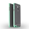 IPAKY Case Samsung Galaxy Note 4 (Green)