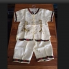 ชุดจีน เด็กชาย เสื้อ+กางเกง ลายมังกร