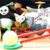 2011 McDonald's แมคโดนัลด์ ของเล่น ของสะสม Kung Fu Panda 2 ออกเมื่อ มิถุนา 54 อยู่ในแพ็คค่ะ MIP