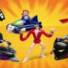 2011 McDonald's แมคโดนัลด์ ของเล่น ของสะสม Batman ออกเมื่อ กันยา 54 อยู่ในแพ็คค่ะ MIP