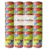 Me-O กป. ปลาทู 400g ส้ม(1ลัง 24กระป๋อง)