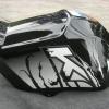 ถังน้ำมัน Kawasaki KSR KL110 สีดำ แท้ใหม่ ลาย 5275