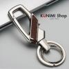 GJ044 พวงกุญแจ Honest พกพา ดีไซน์สวย เหมาะแก่การใช้งาน หรือจะซื้อเป็นของขวัญ เนื่องในโอกาสต่างๆ ขนาด 9.2 x 2.4 cm. มีหลายสีให้เลือกครับ