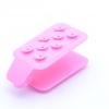 แท่นตัวดูดโทรศัพท์ แบบปรับวางโทรศัพท์มือถือได้ น่ารัก เก๋ๆ - สีชมพู
