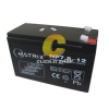 Battery 7.8Ah 12V 'Matrix'