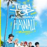 [Pre] Teentop : Photobook - Holiday in Hawaii (150P)