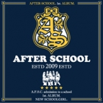 [Pre] After School : 1st Single - New Schoolgirl