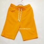 กางเกงเด็กผ้านิ่มสีส้ม H&M ไซส์ 98,104,110n,122