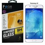 Focus ฟิล์มกระจกนิรภัย Samsung Galaxy A8