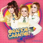 [Pre] Orange Caramel : 1st Album - Lipstick +Poster