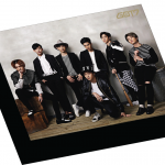 [Pre] GOT7 : Summer Package (Bottle+Photo Diary+Button Set+Post Card Set)