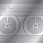 [Pre] Bigbang : Best M/V Film Collection 2006~2012 (KOREA EDITION) (2DVD+Booklet)