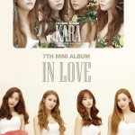 [Pre] Kara : 7th Mini Album - IN LOVE (Kinho Card Album)