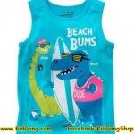 เสื้อกล้ามเด็ก ลาย Beach Bums ไซส์ 18-24ด,4,6ปี