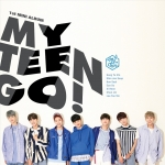 [Pre] MY TEEN : 1st Mini Album - MYTEEN GO! +Poster