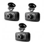 กล้องติดรถยนต์ รุ่น GS8000L HD DVR - สีดำ ซื้อ 3 ตัว ราคาถูกสุด