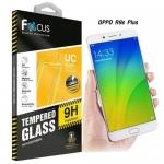 Focus ฟิล์มกระจกกันกระแทก OPPO R9s Plus
