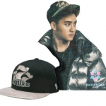 [Pre] EXO : DO St. URBAN SWAGGER FITTED CAP 321 (BK)