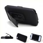 เคส IPhone 6 เคสไอโฟน6 เคสแบบฝาหลัง ใช้ได้สารพัดแบบ สีดำ