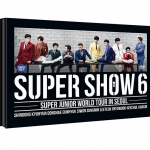 [Pre] Super Junior : WORLD TOUR IN SEOUL - SUPER SHOW 6 DVD