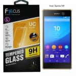 Focus โฟกัส ฟิล์มกันรอยมือถือ ฟิล์มกระจก Sony โซนี Xperia M5