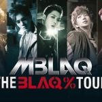 [Pre] Mblaq : THE BLAQ% TOUR - MBLAQ Asia Tour Concert Photo Book
