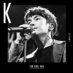 [Pre] Kim Dong Wan : 1st Live Album - K (CD+DVD)
