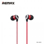 Remax หูฟัง Small Talk RM-690D (Red)