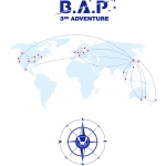 [Pre] B.A.P : 3RD ADVENTURE 50,000 MILES ON EARTH