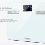 เครื่องชั่งน้ำหนักอัจฉริยะ ดีไซน์สวย Remax รุ่น RT-S1 Bluetooth 4.0 Smart Scale