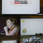 [Heavenly Forest] Jessica 2013 Calendar (Table) IN STOCK