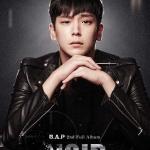 [Pre] B.A.P : 2nd Album - NOIR (HimChan Ver.) (Limited Edition) +Poster