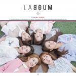 [Pre] Laboum : 4th Single - Fresh Adventure