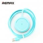 ที่ขยายและเพิ่ม Port USB remax Inspiron 3Usb Hub RU-05 สีฟ้า