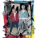 [Pre] MXM : 2nd Mini Album - MATCH UP (M Ver.) +Poster