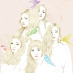 [Pre] Red Velvet : 1st Mini Album - Ice Cream Cake +Poster