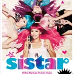 [Pre] Sistar : 1st Single Album - Push Push