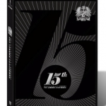 [Pre] Shinhwa : 15th Anniversary Concert - THE LEGEND CONTINUES DVD (Limited Edition) (3DVD + 112P Handy Photo Notebook + Special Gift - Key Ring)