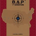 [Pre] B.A.P : 1st ADVENTURE - 10,000 Miles in AMERICA DVD [2Disc+100p Photobook]