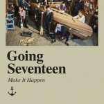 [Pre] Seventeen : 3rd Mini Album - Going Seventeen (Ver.2 Make It Happen) +Poster