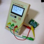 DIGITAL LCR-ESR METER NEW!