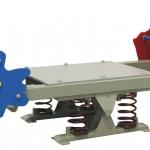 ไม้กระดกสปริงที่นั่งยาว 4 คน SIZE:215X90X80 cm.