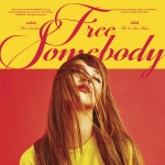 [Pre] Luna : 1st Mini Album - Free Somebody +Poster