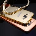เคส Samsung J7 เคสซัมซุงJ7 เคสซัมซุงเจเจ็ด เคสแบบฝาหลัง เลื่อนสไลด์เปิดได้ สีทอง สไตล์เรียบหรู ฮิตมาก